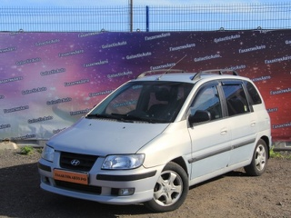 Hyundai Matrix, Минивэн 2001